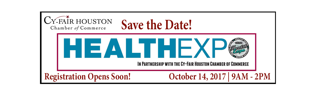 Save the Date - 2017 Health Expo